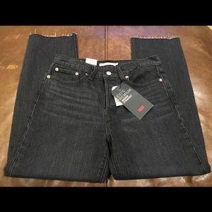 Levi's Wedgie Straight Jeans Women's Sze 27x26 NWT